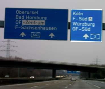 A3 Offenbacher Kreuz